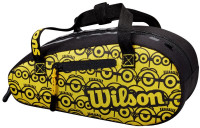 Wilson Minions Mini Bag - black/yellow