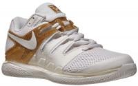 Damskie buty tenisowe Nike WMNS Air Zoom Vapor X - phantom/phantom/metallic gold