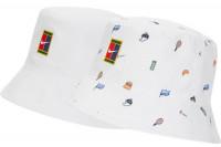 Czapka tenisowa Nike Bucket Roland Garros AOP - white
