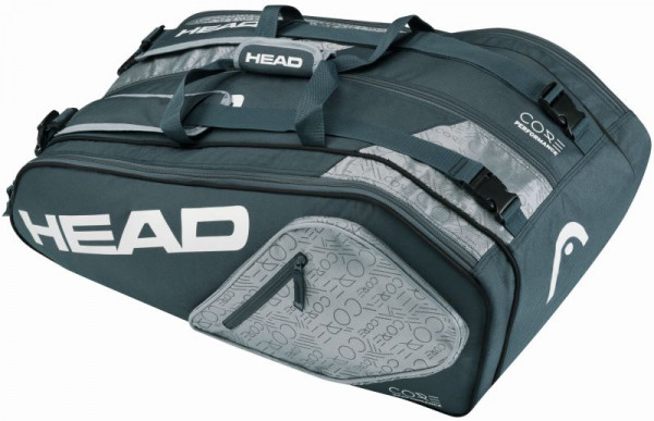 Head Core 9R Supercombi - anthrazit/grey