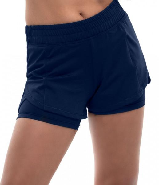 Djevojke kratke hlače Lucky in Love Core Match Point Short Girls - navy