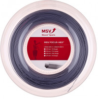 Tennisekeeled MSV Focus Hex (200 m) - silver