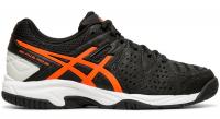 Dječja obuća za padel Asics Gel-Padel Pro 3 GS - black/flash coral