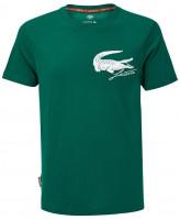 Teniso marškinėliai vyrams Lacoste Logo T-Shirt M - green