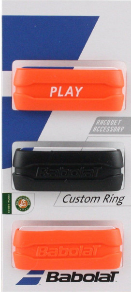 Babolat Custom Ring 3P - orange/black