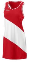 Teniso suknelė Wilson W Team II Dress - team red