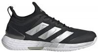 Adidas Adizero Ubersonic 4 W - core black/silver metallic/white