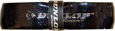 Owijka do squasha Dunlop Hydra Replacement (1 szt.) - black
