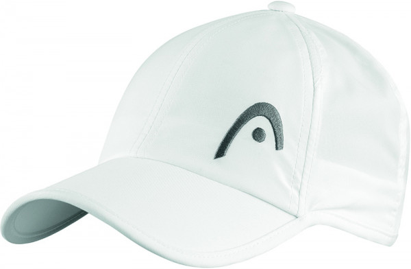 Czapka tenisowa Head Pro Player Cap New - white
