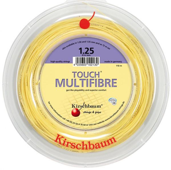 Tenisa stīgas Kirschbaum Touch Multifibre (110 m)