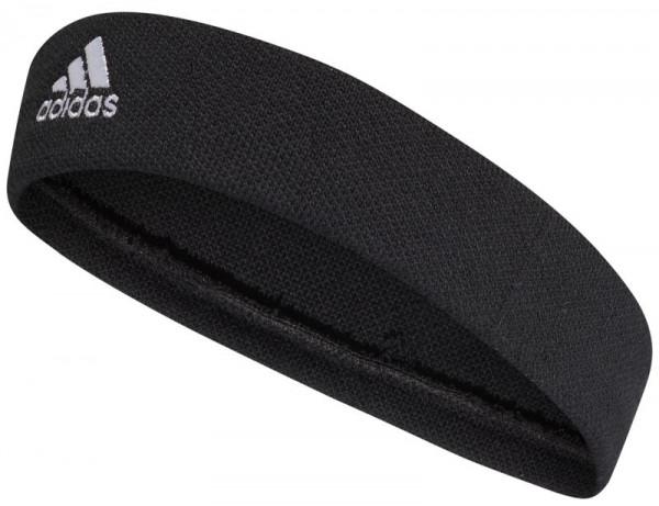 Frotka na głowę Adidas Tennis Headband (OSFY) - black/white