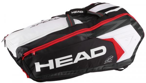 Head Novak Djokovic 12R Monstercombi - black/white