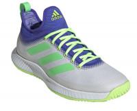 Adidas Defiant Generation M - white/screaming green/signal green