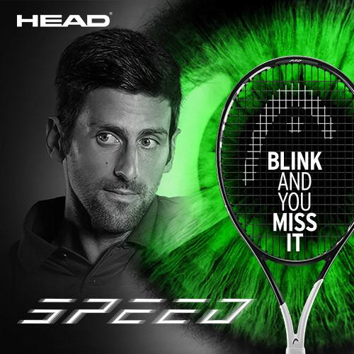 Head Speed - Novak Djokovic