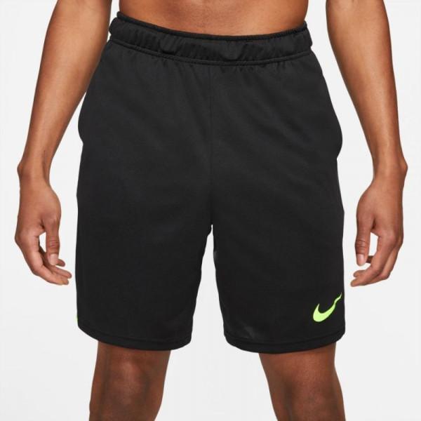 Meeste tennisešortsid Nike Dry Short 5.0 - black/volt/volt