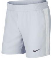 Męskie spodenki tenisowe Nike Court Rafa Short 7in - sky grey/gridiron