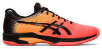 Asics Solution Speed FF Clay L.E. - flash coral/black