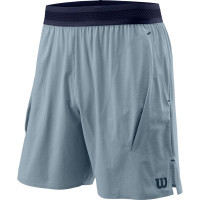 Męskie spodenki tenisowe Wilson M UL Kaos 7 Short - trade winds