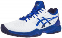 Męskie buty tenisowe Asics Court FF Novak - white/asics blue