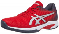 Asics Solution Speed FF Clay - classic red/pure silver