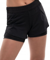 Lucky in Love Core Match Point Short Girls - black