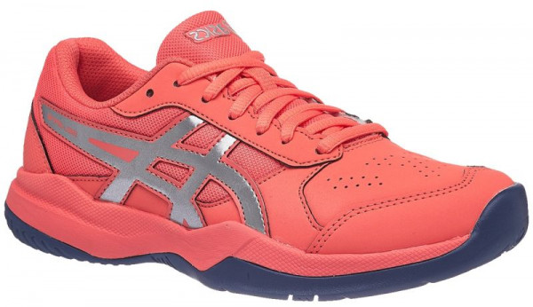 Juniorskie buty tenisowe Asics Gel Game 7 GS papayasilver