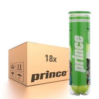 Karton piłek tenisowych Prince NX Tour Pro - 18 x 4B