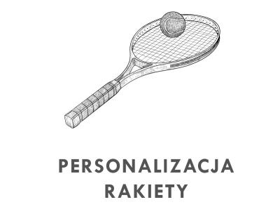 Personalizacja rakiety tenisowej