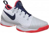 Damskie buty tenisowe Nike WMNS Air Zoom Ultra React - white/binary blue