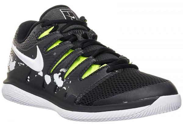 Nike Air Zoom Vapor X PRM - black/white/volt glow