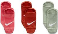 Čarape za tenis Nike Everyday Plus Lightweight Women's Training Footie Socks 3P - multicolor