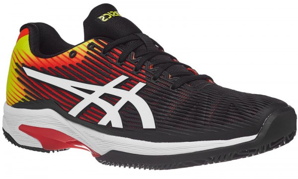 Męskie buty tenisowe Asics Solution Speed FF Clay - koi/white