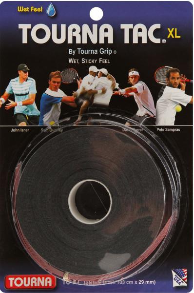 Owijki tenisowe Tourna Tac XL (10 szt.) - black