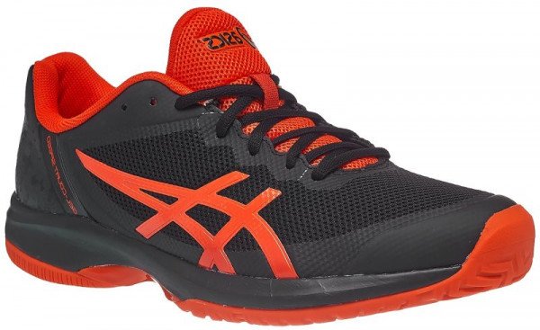 Męskie buty tenisowe Asics Gel-Court Speed - black/cherry tomato