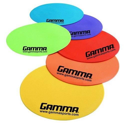 Targets & markers Gamma Court Spots - 6 szt.