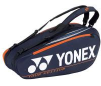 Teniso krepšys Yonex Pro Racquet Bag 6 Pack - dark navy