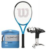 Tenis reket Wilson Ultra 100 V3.0 Reverse + žica + usluga špananja