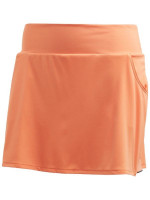 Teniso sijonas moterims Adidas Club Skirt W - amber tint/grey six