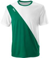 Męski T-Shirt Wilson Team II Crew M - team green