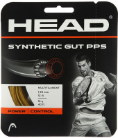 Head Synthetic Gut PPS (12 m) - gold