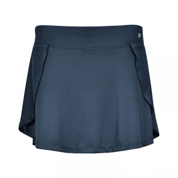 Naiste tenniseseelik Fila Skort Zoe W - peacoat blue