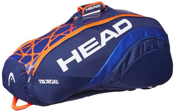 Head Radical 9R Supercombi - blue/orange