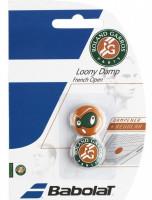 Wibrastopy Babolat Loony Damp Roland Garros - green/clay