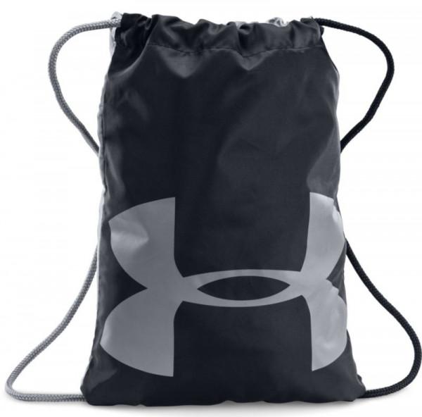 Tennis Backpack Under Armour Ozsee Sackpack - black