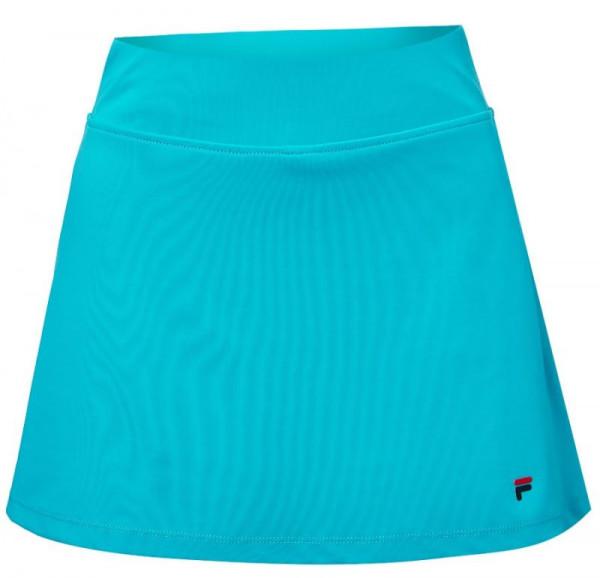 Teniso sijonas moterims Fila Skort Anna W - turquoise