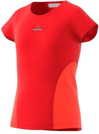 T-shirt Adidas by Stella McCartney Barricade Tee - red