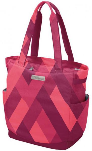 Wilson Women's Tote Bag - red print