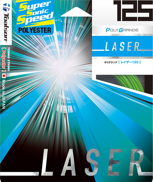 Tenisa stīgas Toalson Laser 130 (13 m)
