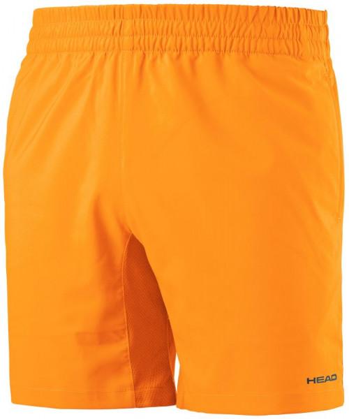 dfd1cc62c37db5 Spodenki Tenisowe Head Club Short M - orange | Sklep Tenisowy Strefa ...