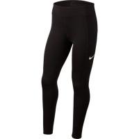 Spodnie dziewczęce Nike Trophy Tight G - black/black/black/white